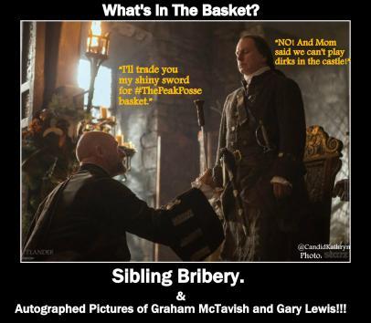 Sibling Bribery